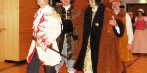 Die Honoratioren der Stadt Drehscheibe Vaihingen