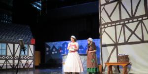 Elfriede klagt Eli das Leid der Leut Drehscheibe Vaihingen