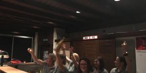 Drehscheibe Vaihingen, das Cateringteam